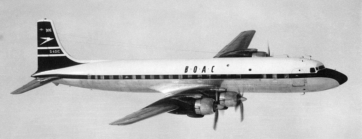 British Airways Opens Centenary Archive Collection to