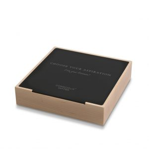 Luxury Refill Wood Service Tray, 3 / 6 Servings