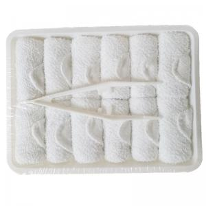 Cotton or Micro-Fibre Tray Towels