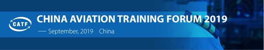 5th Annual China Aviation Training Forum 2019