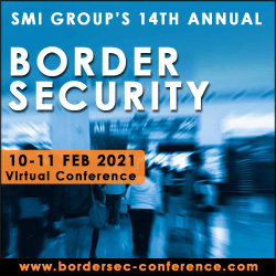 Combatting cross-border crime with technology during COVID-19 discussed at the virtual Border Security conference next month
