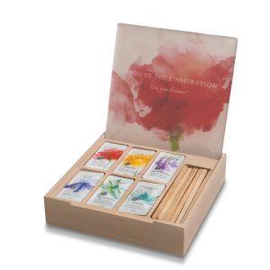 Luxury Refill Wood Presentation Box