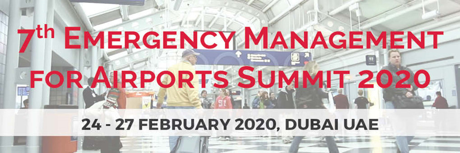 7th Emergency Management for Airports Summit 2020