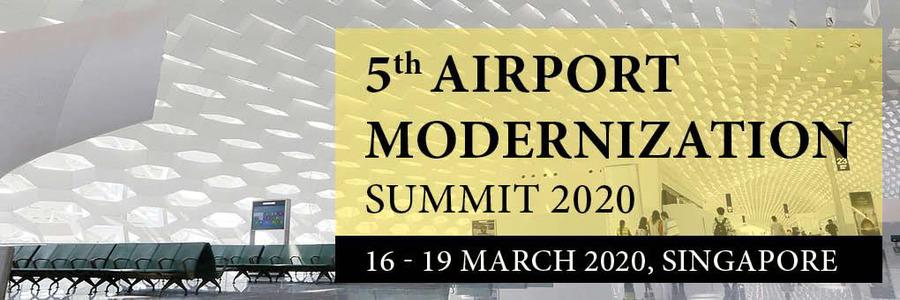 5th Airport Modernization Summit 2020