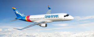 Congo Airways Signs Order with Embraer for Two E175 Jets