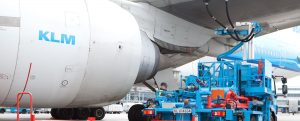 KLM and Neste are taking another step forward in sustainable aviation fuel for flights from Schiphol