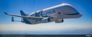Airbus commences flight tests with fourth BelugaXL