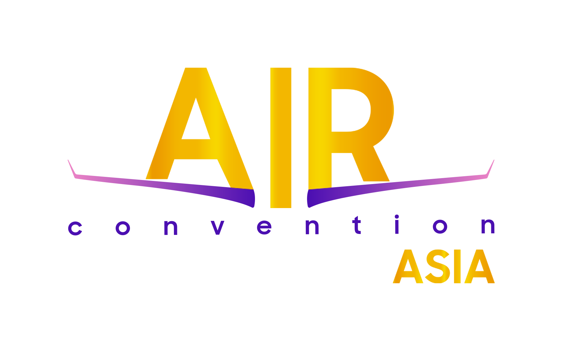 AIR Convention Asia 2021 - DATE TO BE CONFIRMED