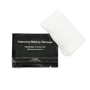 Individual Travel Make Up Remover Wipes