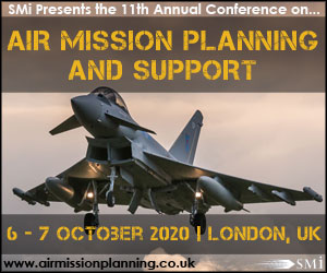 US Air Force's Captain Ray Reeves to present at Air Mission Planning & Support 2020