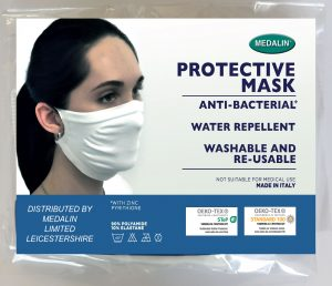 Adult Structured Protective Face Mask