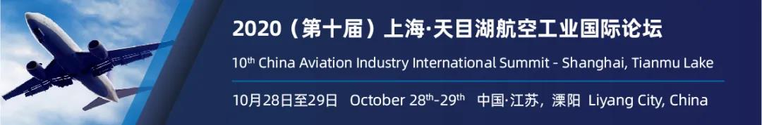 10th China Aviation Industry International Summit - Shanghai, Tianmu Lake