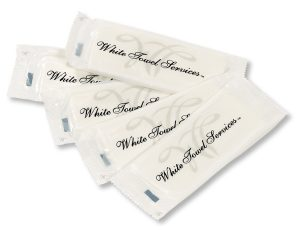 Pre-moistened, Individually Wrapped, Refreshment Wipes