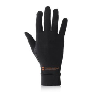 Reusable textile gloves