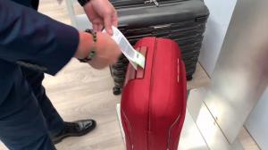Ink QuickTag - Biometric Bag Tag