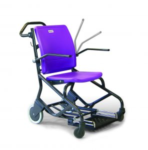 Passenger Transfer Chair Automatic Brake – Front steer