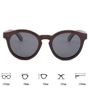 Bamboo Sunglasses Amsterdam
