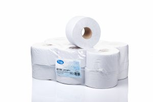 ECO Jumbo Toilet Rolls (Pack of 6)