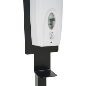 Hand Sanitiser Stand With Automatic Dispenser
