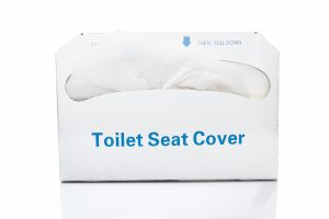 Premium Disposable Paper Toilet Seat Covers
