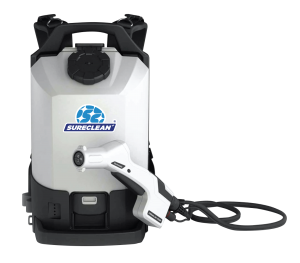 Sureclean Battery Powered Backpack Sprayer / Fogger