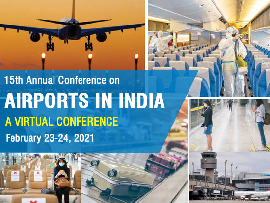 15th Annual Conference on AIRPORTS IN INDIA