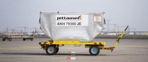 Plus Ultra Líneas Aéreas grows again with Jettainer