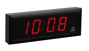 Digital indoor clock - DC