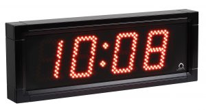 Digital outdoor clock - DSC