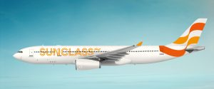 Sunclass Airlines extends partnership with Jettainer