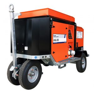AERO JetGo 300 28V DC Diesel Hybrid Ground Power Unit