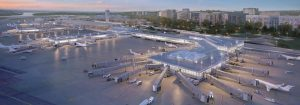 American Airlines debuts new concourse in Washington