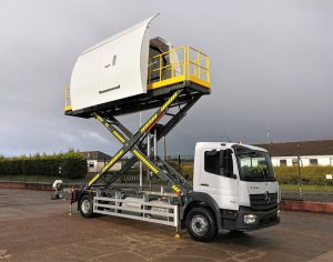 Airport / Airside Ground Support Equipment Training Mock Up