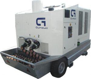 GS range - Pneumatic Air Start Unit
