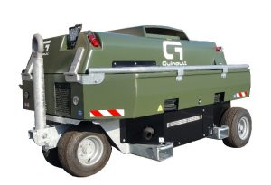 Military GB/GC range - Military Compact Mobile Ground Power Unit for Military Aircraft & Helicopters (Diesel Engine Driven)