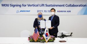 Korean Air partners with Boeing to enhance military helicopter maintenance capabilities