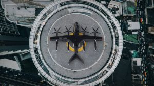 Avolon & Japan Airlines Partner to Create eVTOL Ride Sharing Business in Japan