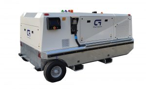EGA – Mobile 400Hz Battery Ground Power Unit for aircraft up to 90kVA